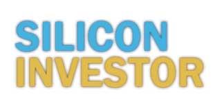 Silicon Investor Logo
